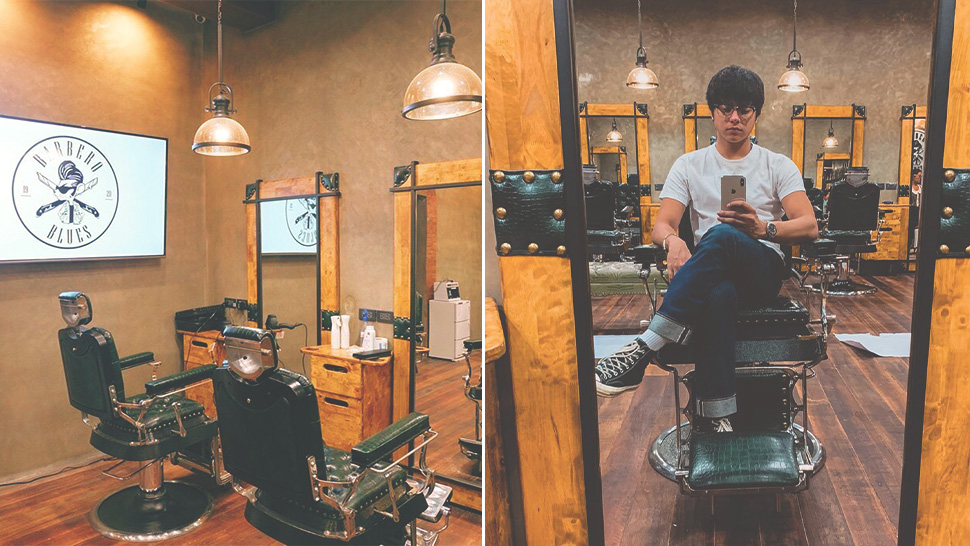 You Have To See Daniel Padilla And Kathryn Bernardo's Retro-themed Barbershop