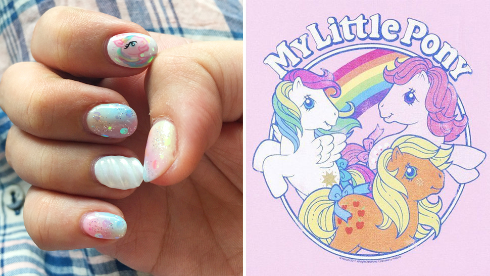 I Got Custom Nail Art For Halloween And Here's What Happened