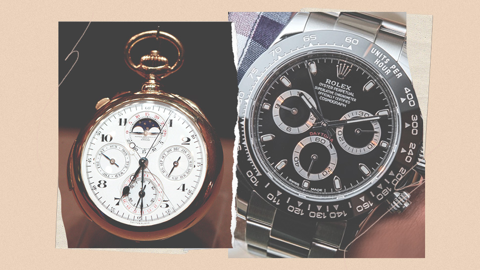 These Are The 12 Most Expensive Watches Ever Sold At Auction
