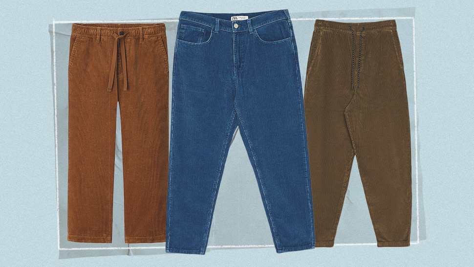 Corduroy Pants Are What You Need To Upgrade Your Style Right Now