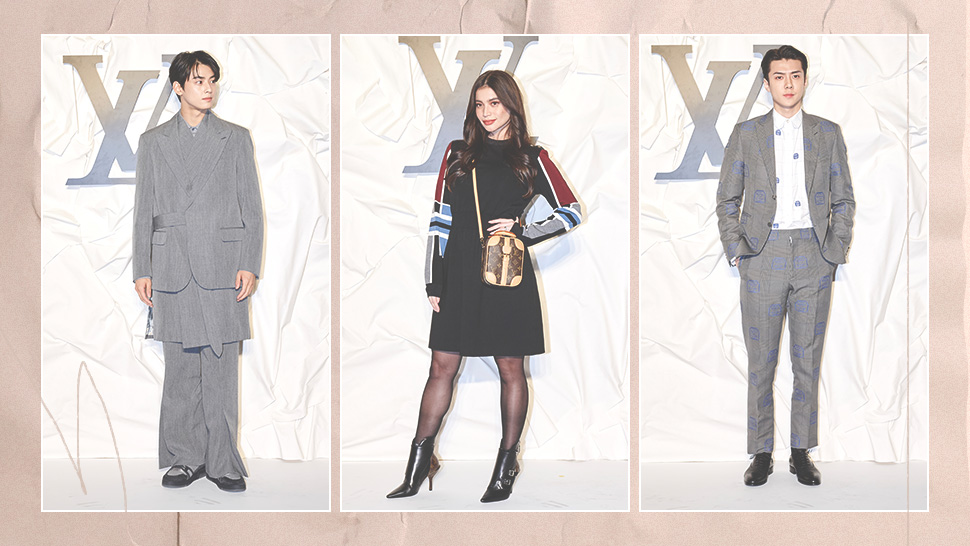 Gong Yoo, Cha Eun Woo, And More Celebs We Spotted At The Louis Vuitton Event In Seoul
