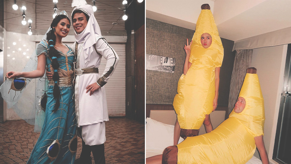 Halloween 2019: All The Coolest Celebrity Costumes We Spotted This Year