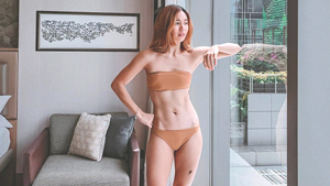 This Blogger Has A Clever Trick For Making Abs Look More Toned In Photos