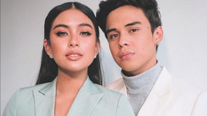 How To Dress Like A Power Couple, According To Gabbi Garcia And Khalil Ramos