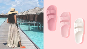 These Sandals Made From Recycled Plastics Are Your New Beach Must-have