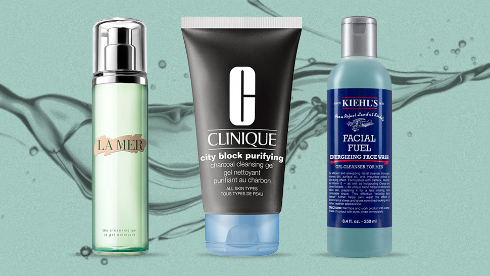 The Best Facial Washes for Men, According to Your Budget