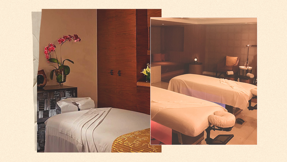 Top 10 Hotel Spas In Metro Manila