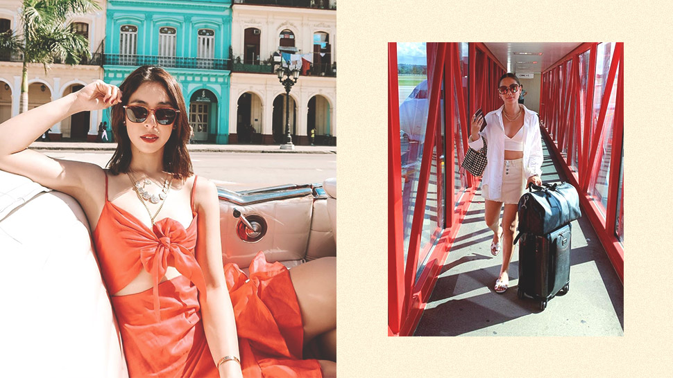 How To Plan Your Travel Outfits Like A Celebrity, According To A Stylist
