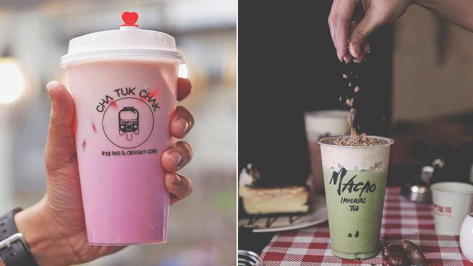 10 Underrated Drinks From Popular Milk-Tea Chains in Manila