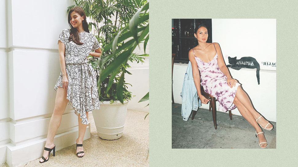 These Ootds Will Convince You To Wear A Printed Dress To Your Holiday Parties