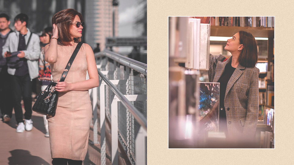 Bea Alonzo Looks Super Chic In Her Tokyo Travel Ootds