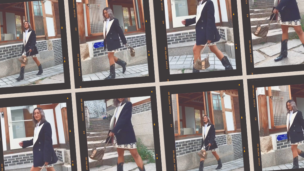 Are Moving, Walking OOTDs the New Instagram Trend?