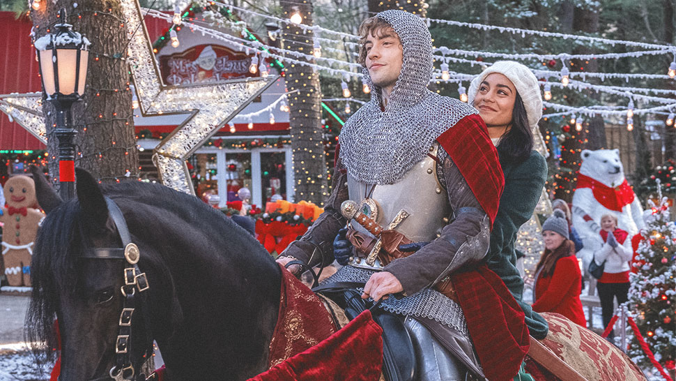 Vanessa Hudgens Has A New Christmas Movie Coming Out And We Can't Wait