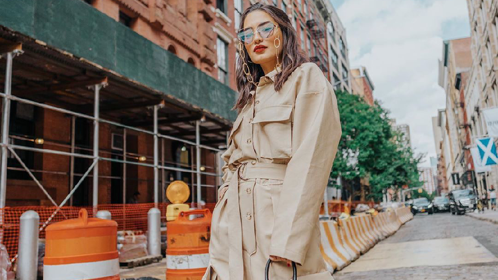 5 Ways To Style A Boiler Jumpsuit, According To Celebs And Influencers