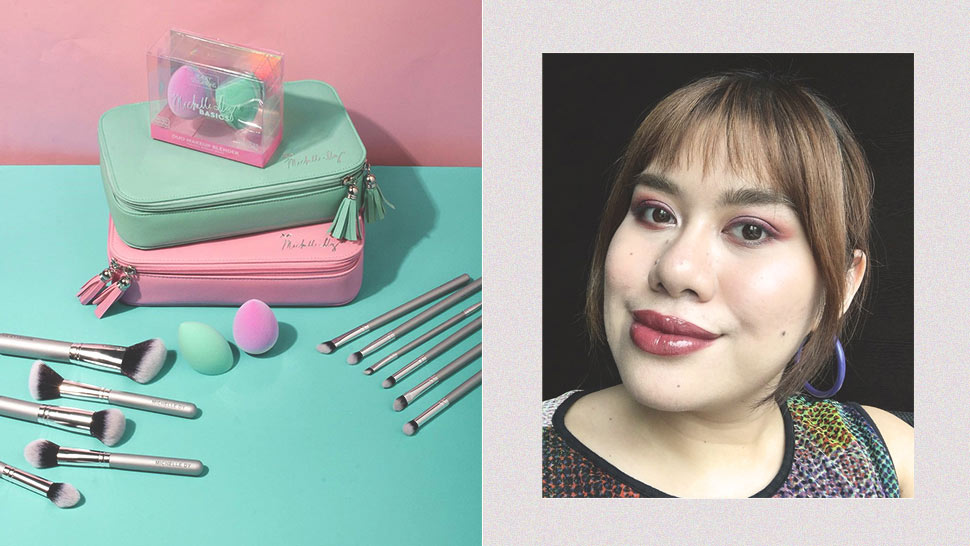 We Tried Michelle Dy Basics' Makeup Tools and Here's What Happened