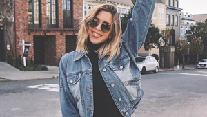7 Chic And Easy Outfit Combos To Try If You Love Wearing Denim Jackets