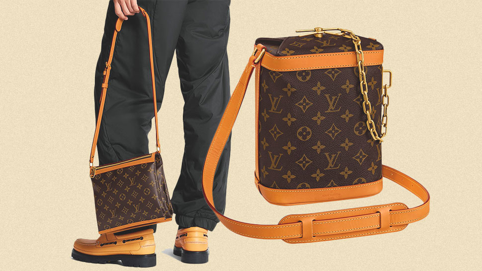 Virgil Abloh Has Reimagined Louis Vuitton's Monogram In The Best Way Possible