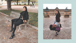 Pia Wurtzbach Had The Most Instagrammable Fall Outfits In Germany