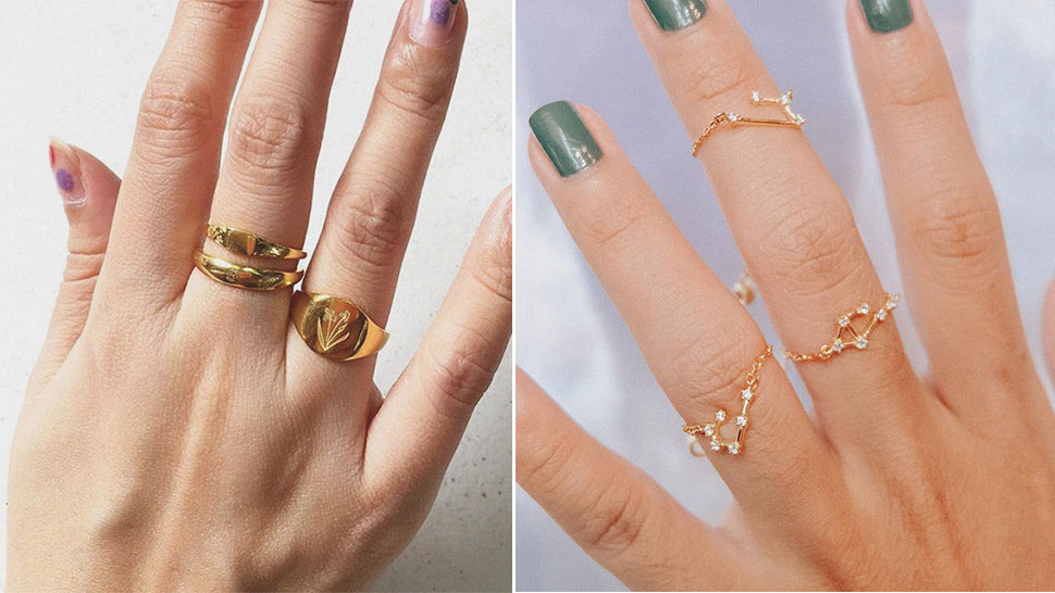 10 Minimalist Rings That Are Perfect for Stacking