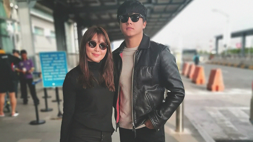 You Have to See Kathryn Bernardo and Daniel Padilla's Matching Airport OOTDs