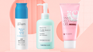 This Korean Skincare Routine Is Perfect For Oily Skin
