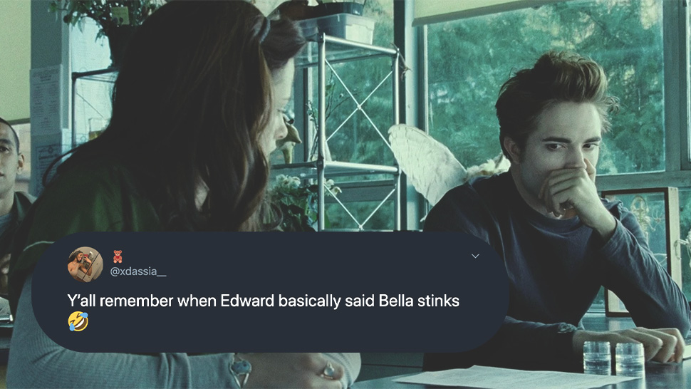 "The Funniest Online Reactions To People Rewatching ""twilight"" On Netflix"