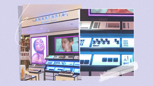 Check Out Anastasia Beverly Hills' First Store In Manila!