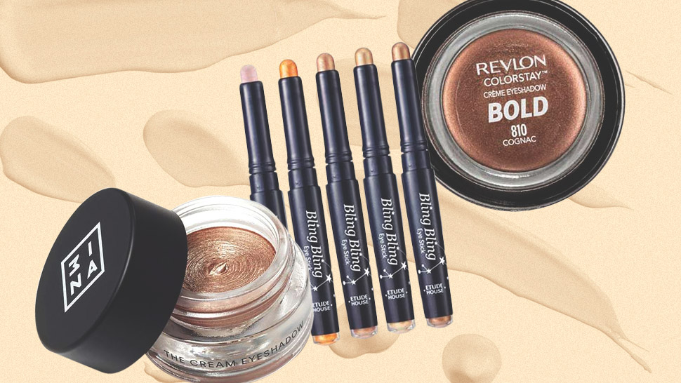 3 Reasons Why Cream Eyeshadows Are A Must In Your Beauty Kit