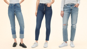 These Are Gap's Best-selling Jeans In The Philippines