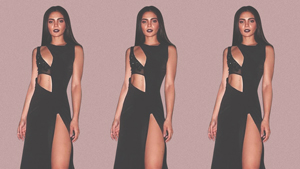 You Have To See Lovi Poe's Sultry Black Gown For