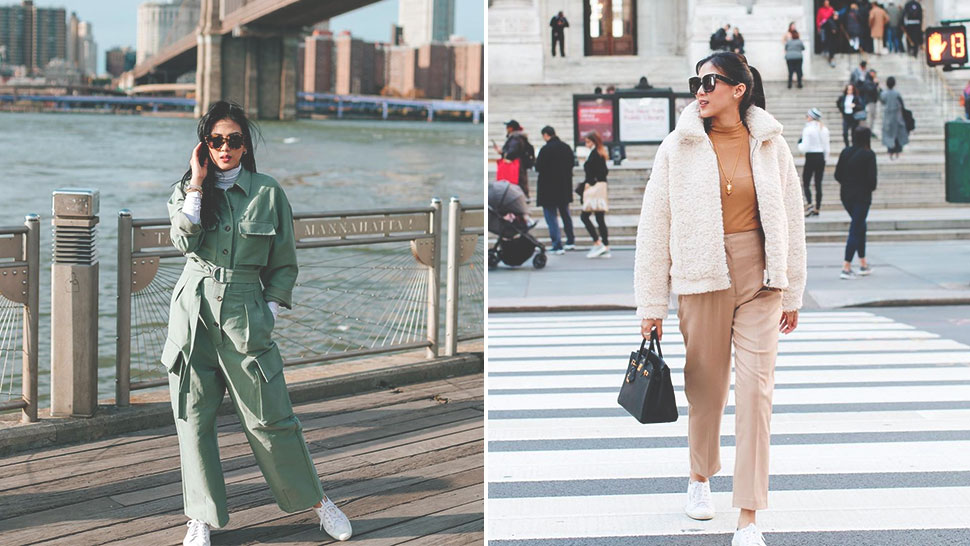 You Have to See Alex Gonzaga's Stylish Travel Outfits in New York City