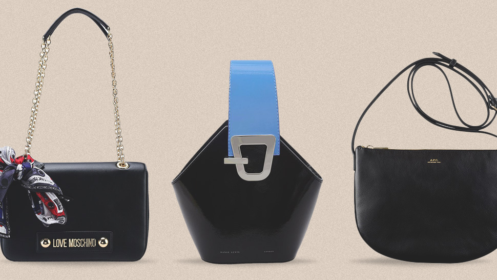10 Black Designer Bags Under P25,000 That You Can Shop Right Now