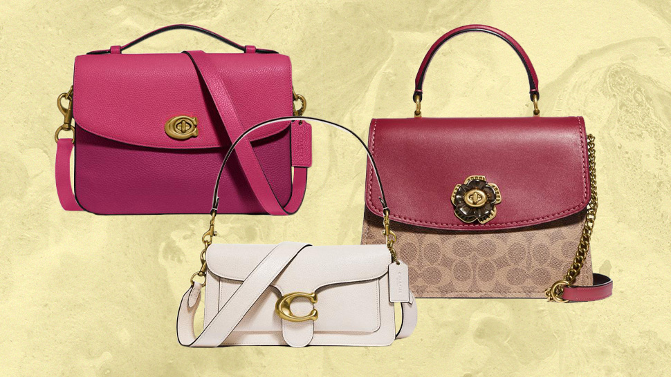 These Are Coach's Best-selling Bags In The Philippines