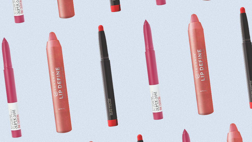 10 Lip Crayons to Try If You Love Non-Drying Lipsticks