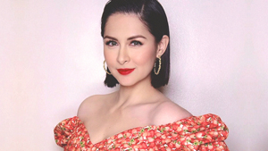 Here's The Exact Red Lipstick Marian Rivera Wore In This Photo
