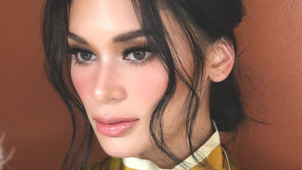 "Here's How Pia Wurtzbach Achieved This ""drunk Blush"" Look"