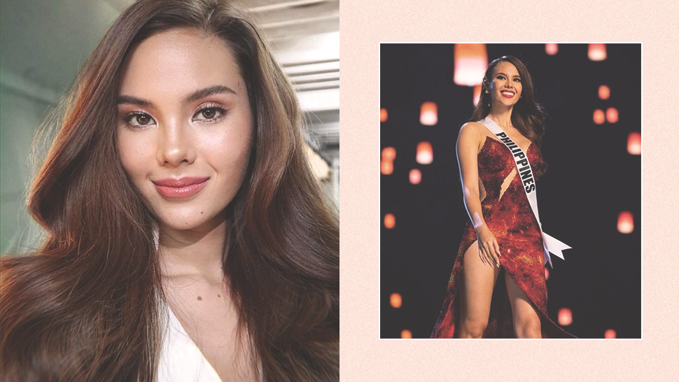 Catriona Gray Gets Emotional as She Remembers Her Miss Universe Journey