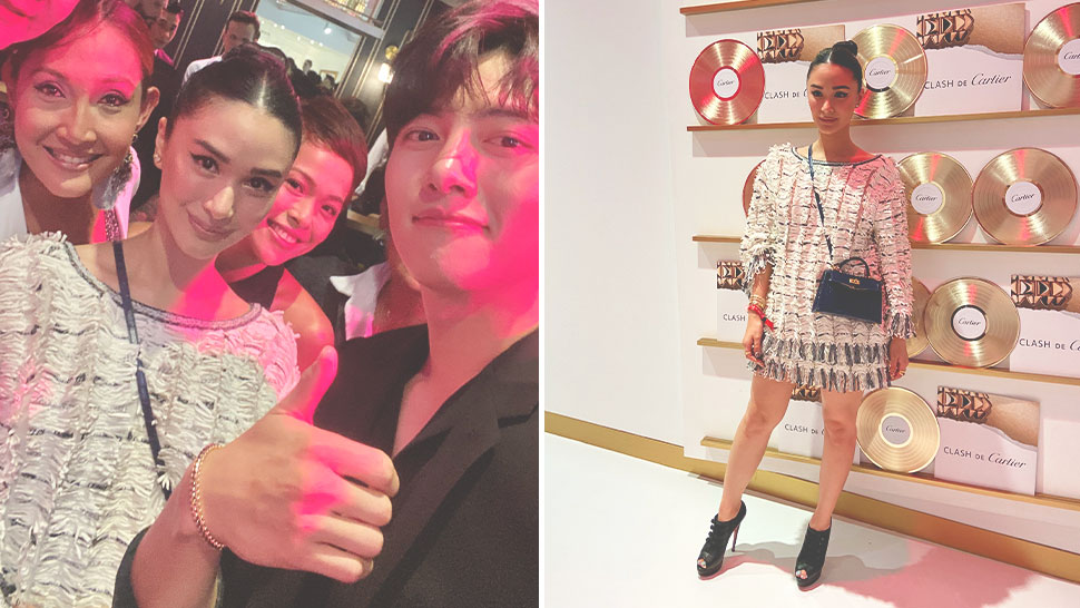 Here's What Heart Evangelista Wore When She Met Ji Chang Wook