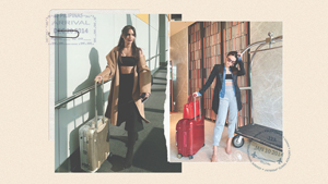These Celebrities' Airport Ootds Will Inspire You To Fly In Style