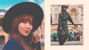 Kathryn Bernardo Had The Cutest Travel Ootds In Rome