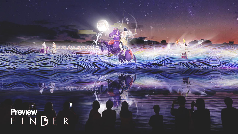 This Interactive Water Show Is Coming to Manila This Week