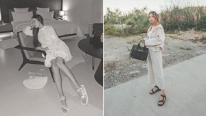 Are Velcro Sandals The New Celebrity-approved Comfy Shoe?