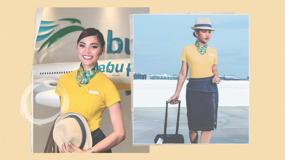 Cebu Pacific Hires First-ever Filipina Transwoman Flight Attendants