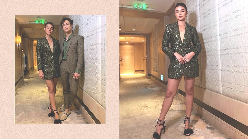 Liza Soberano and Enrique Gil Have a Non-Cheesy Way to Dress for the Holidays