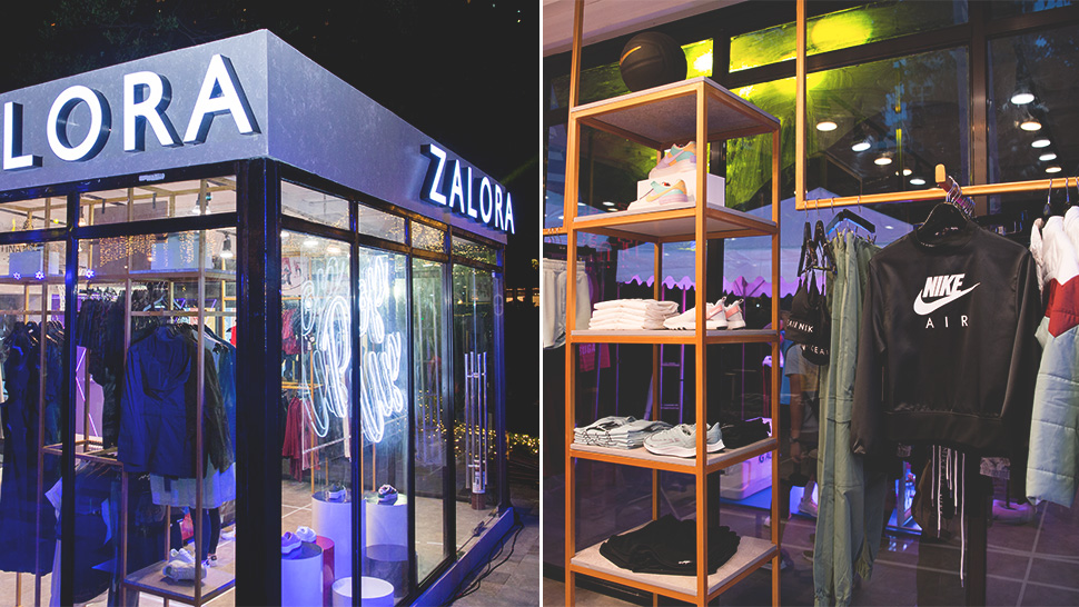 There's a Nike X Zalora Pop-Up Store Happening and Here's Why You Should Go