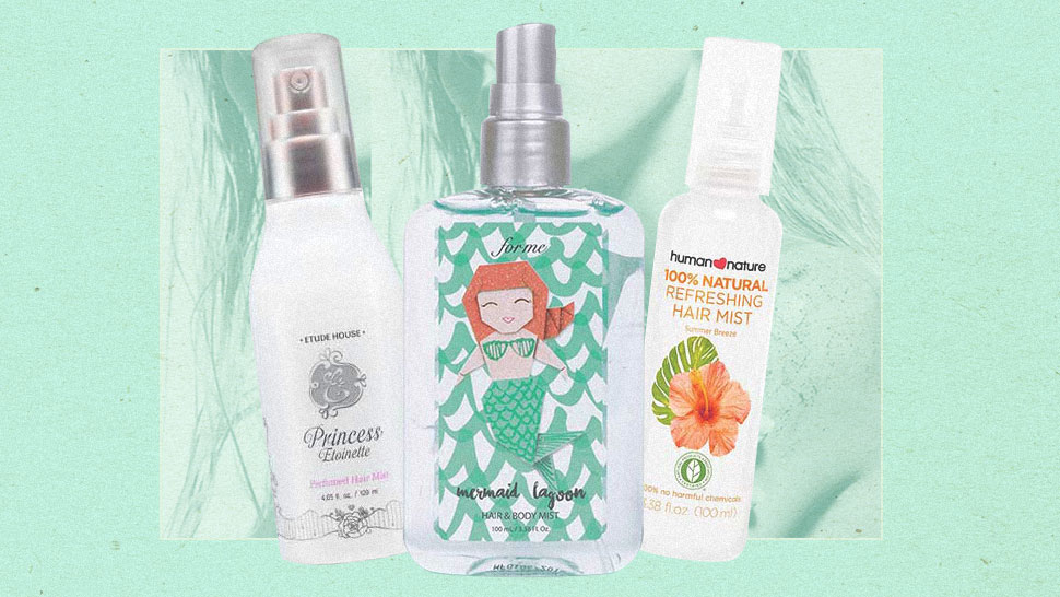 Hair Mists To Keep Your Locks Smelling Fresh