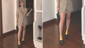 Would You Buy Heart Evangelista's Gold Socks For P4000?