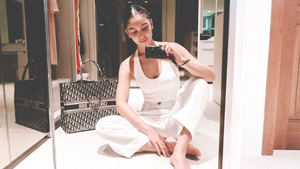 Julia Barretto Gives A Sneak Peek Of Her New Walk-in Closet