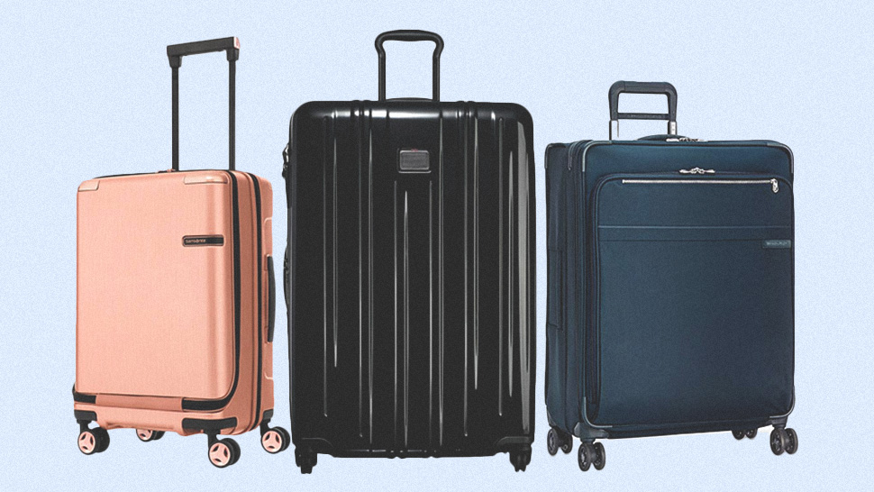 10 Stylish Suitcases for Your Next Vacation