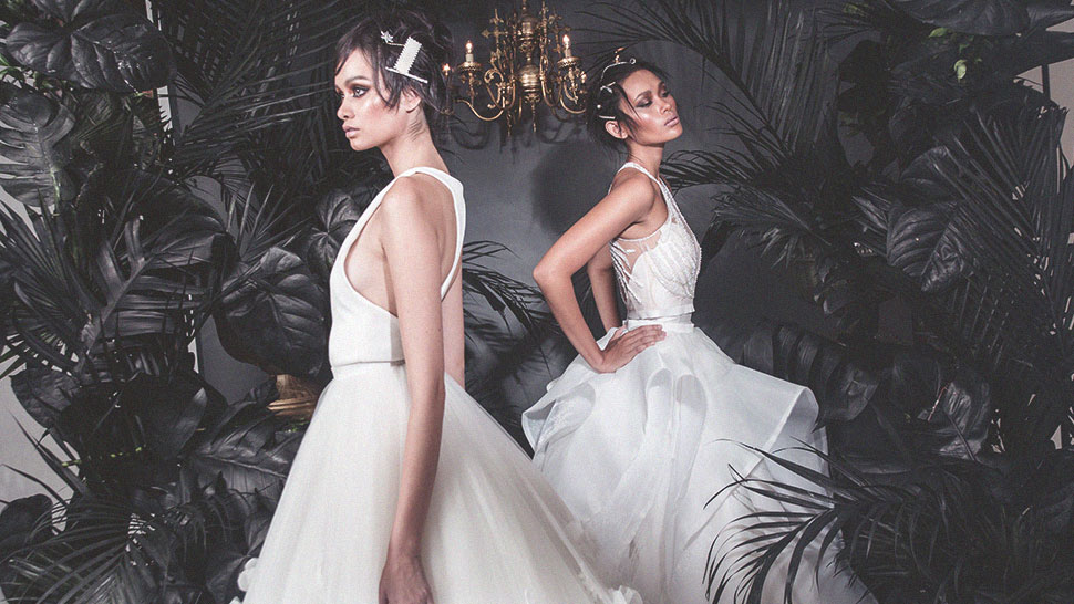 This Designer's Latest Collection Is Made for the Unconventional Bride
